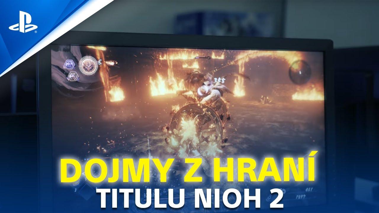 NIOH 2 BUDE PEKLO! | PlayStation Play