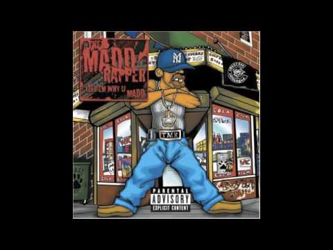Ghetto - The Madd Rapper Feat Raekwon And Carl Thomas