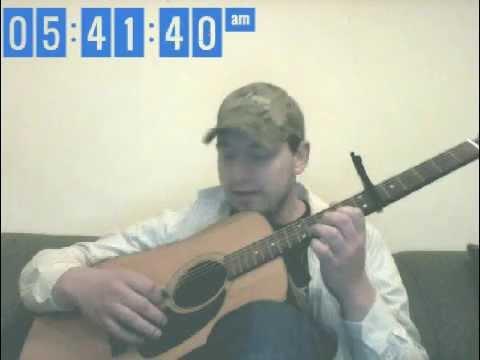 Mike Mann covering Dixie Chicks - Cowboy Take me Away (cowgirl take ...