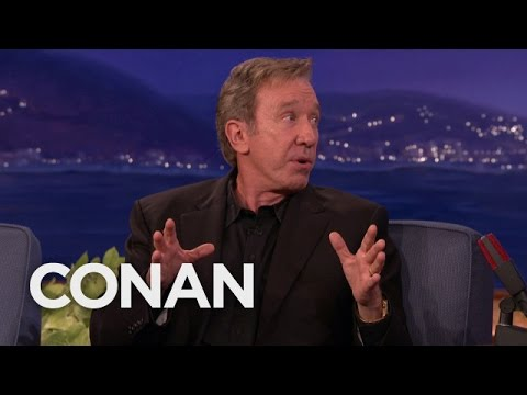 "Tim Allen On ""Toy Story 4""  - CONAN on TBS"