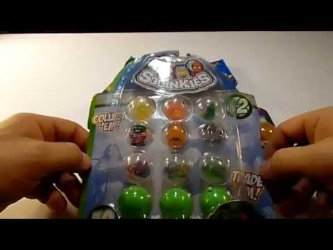 Opening Mystery Marvel Squinkies And New Ickee Stikeez A