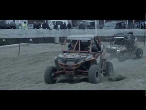 Dickies Weymouth Beach X - Quads  - Solos - Buggies SXS - Race Travel Video