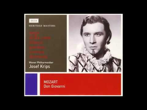 Mozart, Don Giovanni, Krips
