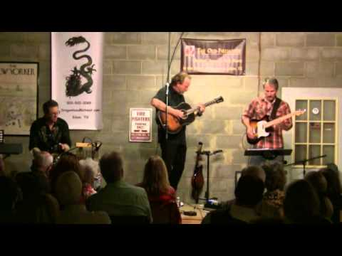 Randy Brown Trio - Red Crow - LIve at the Old Firehouse - Edom Tx