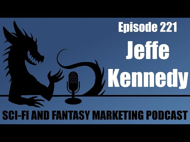 Marketing Fantasy Romance, Awards, and Being Active in SFWA and RWA with Jeffe Kennedy