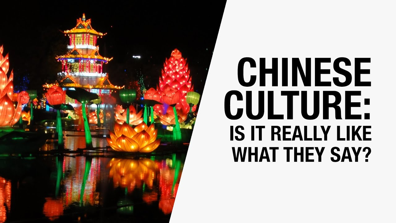 chinese culture the culture of After attending pao school's 12-year chinese culture programme, students will be able to appreciate and draw upon the richness of chinese culture in their everyday lives.
