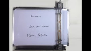 Automatic Blackboard Whiteboard Cleaner System
