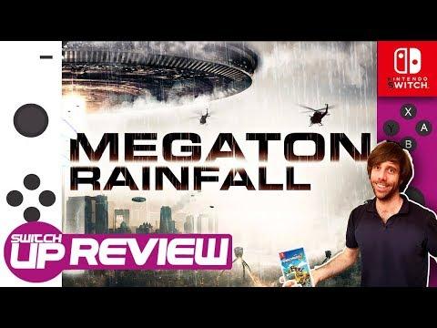 Megaton Rainfall Nintendo Switch Review - TONNE OF FUN?