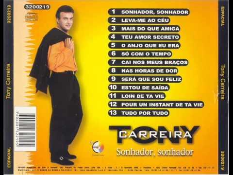 Tony Carreira-Sonhador,Sonhador-1998