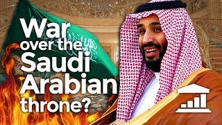 Fight Over the SUCCESSION in Saudi Arabia? - VisualPolitik EN