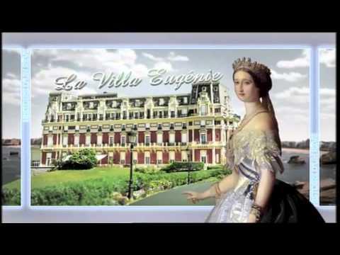 TF1:histoire d'un rêve Hotel du Palais à Biarritz : www.vdi-production.com