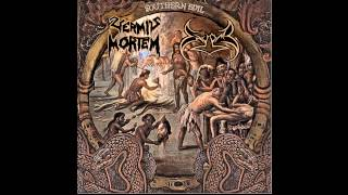 Vermis Mortem - Fornication into the Crypt ( Split Preview - Southern Evil )
