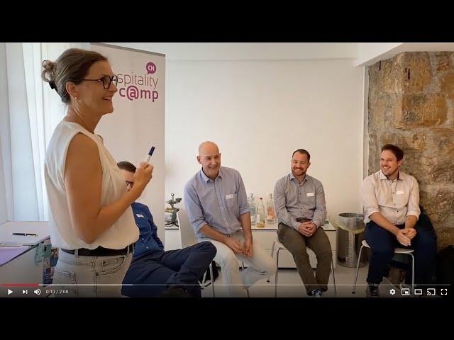 HospitalityCamp Schweiz 2020: 10 Jahre Barcamp für Schweizer Hoteliers und Touristiker
