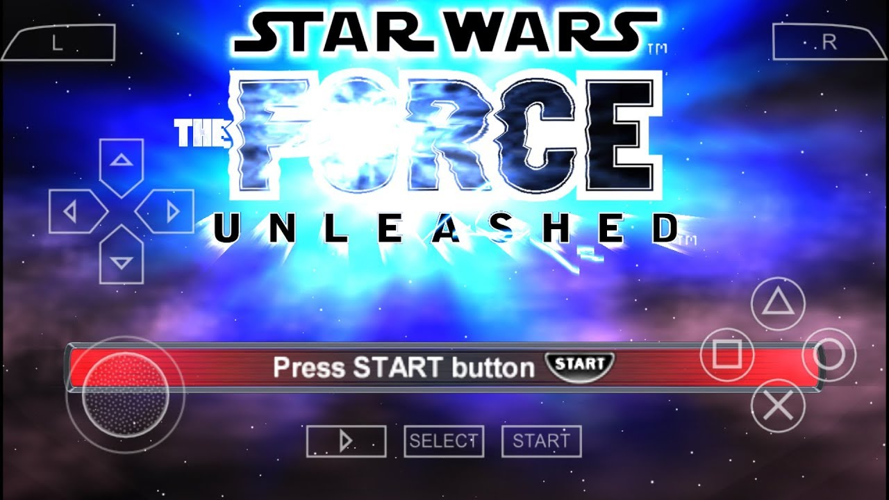 star wars the force unleashed psp download