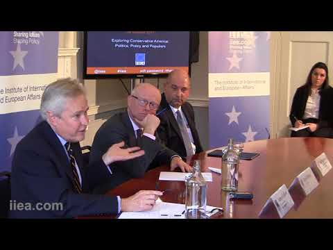 James Fallows - Exploring Conservative America: Politics, Policy and Populism