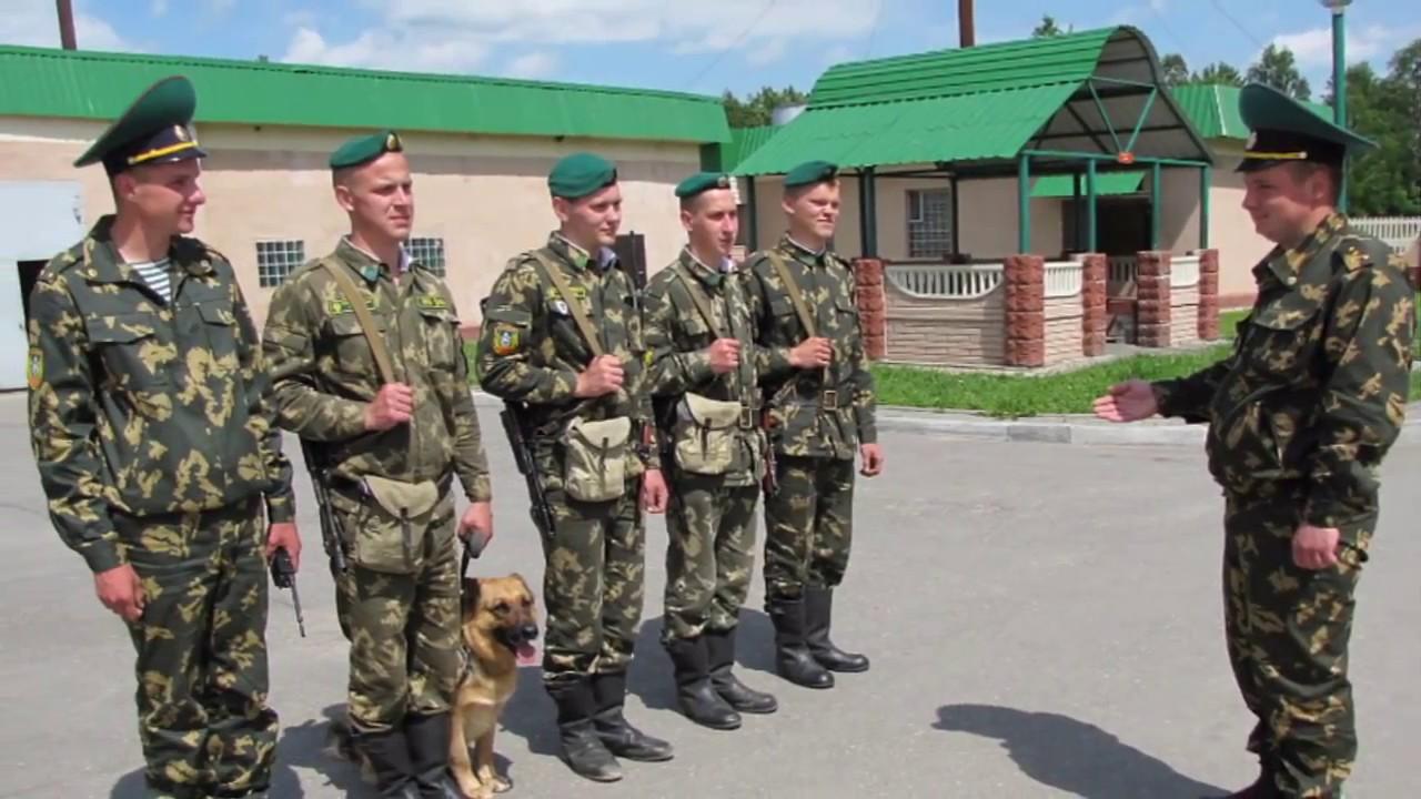 Russische Musik: Lied der Grenzsoldaten - YouTube