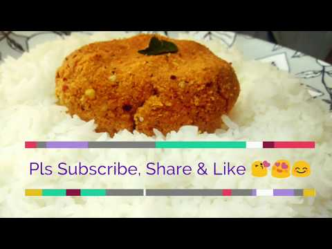 quick-fix-side-dish-for-rice---coconut-chutney-/-chamandhi