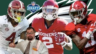 Eagles Trade Up To Secure A Top 3 Wide Receiver In This DraftGo To 14  NFL Draft Value Charts