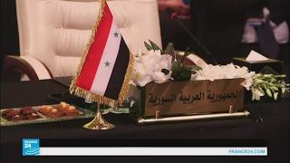 ماذا قال أمين جامعة الدول العربية عن الأزمة السورية؟