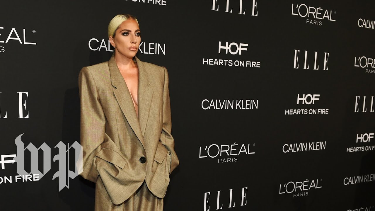 Lady Gaga on her oversized suit: 'I wanted to take the power back'