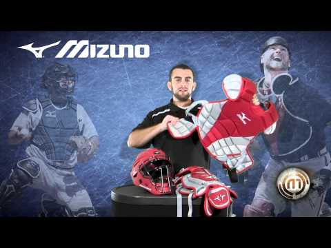 Mizuno 2012 Samurai Catcher's Equipment