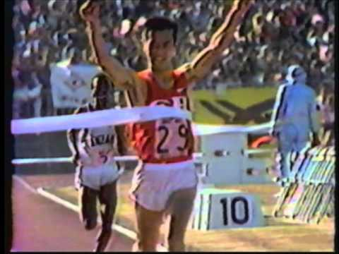 1984 Olympic Games   Men's Marathon