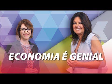 Programa da Mara Luquet, Economia é Genial, estreia hoje, 15/03