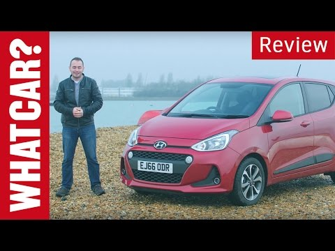 2017 Hyundai i10 review | What Car?