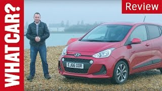 2017 hyundai i10 review   what car