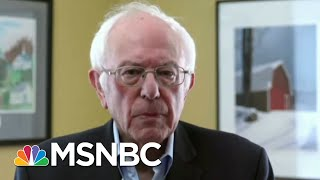 Bernie Sanders Announces The Suspension Of His Presidential Campaign | MSNBC Sen. Bernie Sanders, I-Vt., announces he is suspending his presidential campaign and thanks those who contributed to an .ideological. victory. Aired on ..., From YouTubeVideos