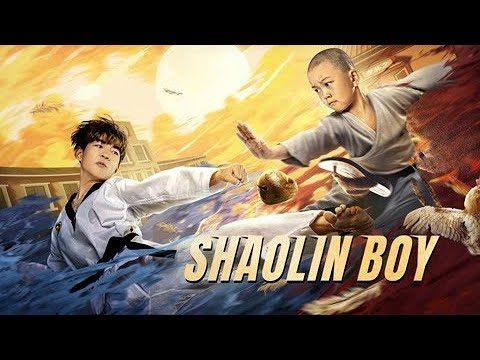 Download The first adventure of a little shaolin monk