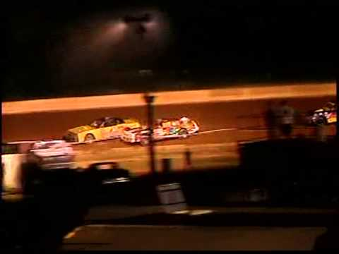 Dirt track racing I-77 speedway Chester SC part 1