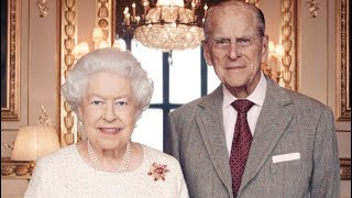 NEW Portrait Of The Queen & Prince Philip Released For 70th Platinum Wedding Anniversary