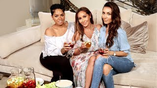 Adrienne Houghton's Girls Night In | All Things Adrienne