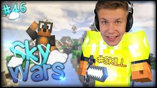 Minecraft: Sky Wars [#46] - DŁUŻSZE ODCINKI?! BRAT W ŁAZIENCE :D | TYPOWE NOOBY! - Abra Sky Wars