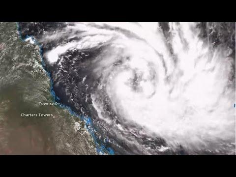 Cyclone Debbie Livestream