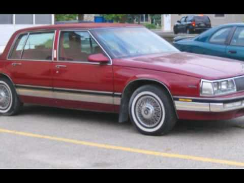 buick park avenue 1986 slideshow 2 youtube. Black Bedroom Furniture Sets. Home Design Ideas