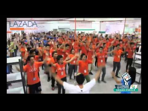 12.12 Lazada Online Revolution Warehouse Prep
