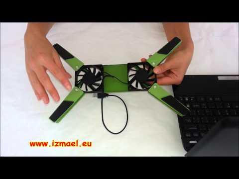USB Chladiaca podložka - www.IZMAEL.eu
