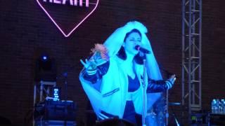 Marina & The Diamonds - Electra Heart (Intro) & Homewrecker (Live at Boston Calling)