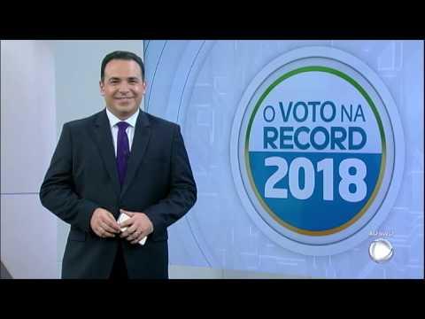 Doria e Márcio França disputam 2º turno para o governo de São Paulo