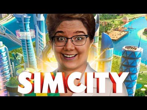 CONSTRUI MINHA CIDADE! - Sim City