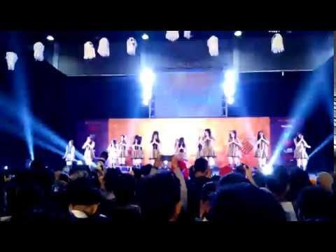 (FANCAM HD CLEAN) JKT48 - K3 Gadis Rambut Hitam yang Punah #JKT48HalloweenHSF