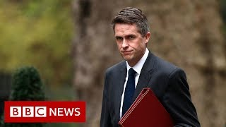 Gavin Williamson: Defence Secretary sacked over leak - BBC News