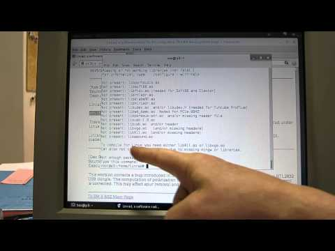 linrad-install-linux-x11