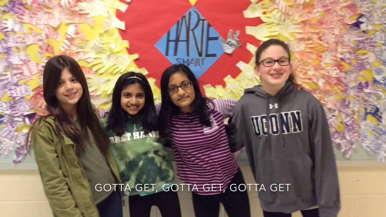 Dave Matthews Band - Mercy - Video by Bret Harte Elementary School - Cherry Hill, NJ