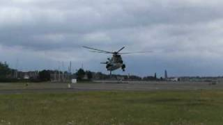 Sea King MFG 5 Taxi und Start