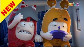 Oddbods | Nỗi khổ khi đi chơi | Phim hoạt hình vui nhộn cho trẻ em
