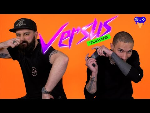 Youtube: VERSUS – 7 Jaws nous affronte sur Tekken 7