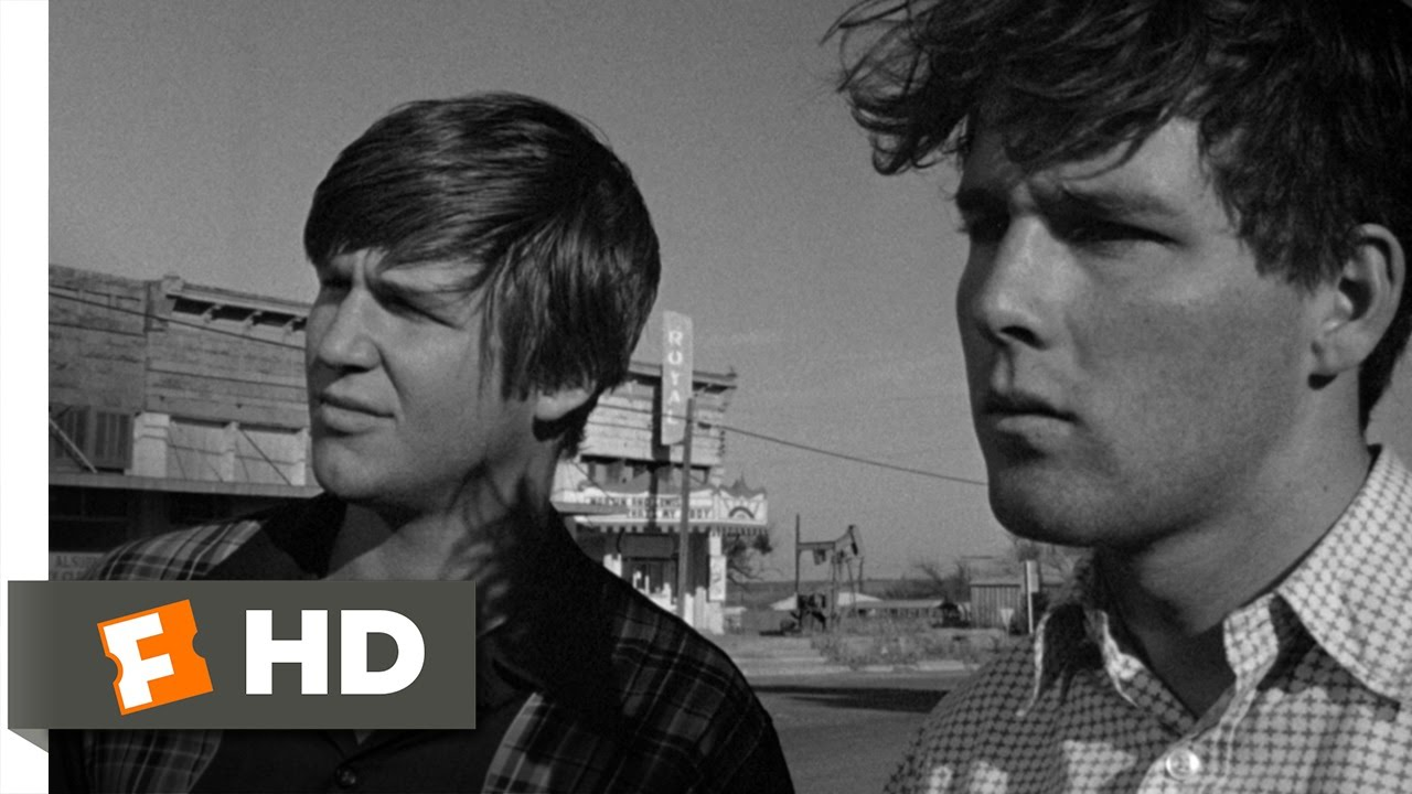 The Last Picture Show (5/8) Movie CLIP - The Death of Sam ...